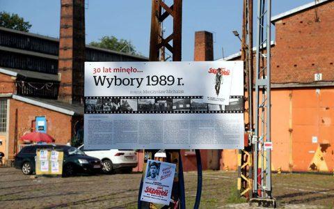 Wystawa - 30 lat minęło. Wybory 1989 r.